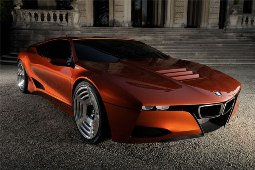 Автомобиль M1 от BMW должен появиться уже через четыре года