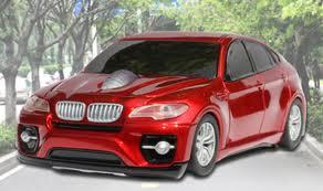 «Автомыши» от Landmice – просто находка для BMW