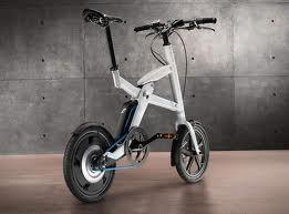 Новый электровелосипед от BMW - i Pedelec