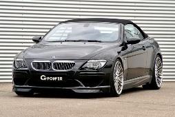 В России представили автомобиль BMW M6