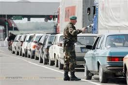 За время Евро-2012 границу Украины пересекло больше 80 тысяч автомобилей