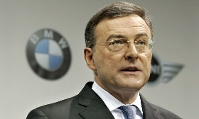 В BMW решили сотрудничать с Toyota