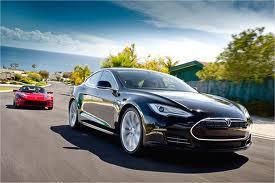 На борту Tesla S - электроника экстра-класса