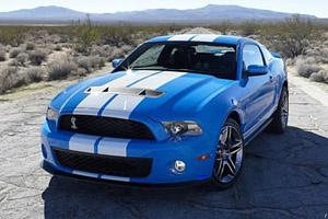 Ford Mustang Shelby GT500 - мощнее не бывает