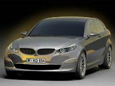 BMW собирается выпускать универсал шестой серии