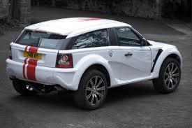 «Bowler EXR» - плод будущего сотрудничества между «Land Rover» и «Bowler»