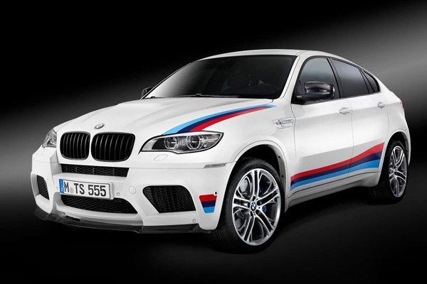 Представление нового BMW X6 Design Edition