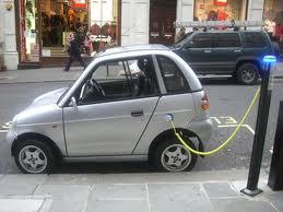 Россияне создают заправки для электромобилей