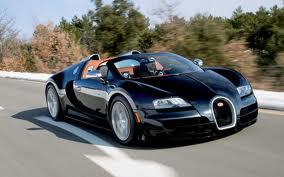 Новый «Bugatti Veyron» станет гибридом