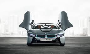 «BMW i8» получит гибридную установку