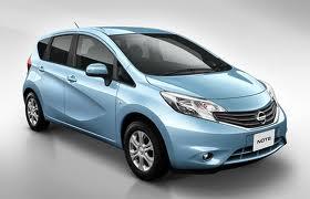 Встречаем новый «Nissan Note 2013»