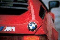 К возвращению готовится спорткар BMW M1 Coupe