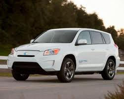 Электрический кроссовер «Toyota RAV4 EV»