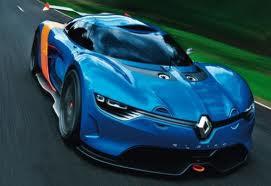 «Alpine Renault A110 Berlinette» показали на Гран При Монако