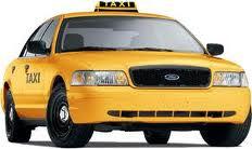 Такси Свердловской области перекрасят в  желтый цвет