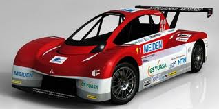 Электрокары от «Mitsubishi»