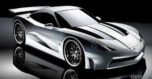 Заммит создал концептуальный супермобиль X3 на базе старой Mazda RX-7 FD