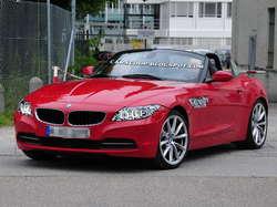 Шпионы засняли прототип нового BMW Z4