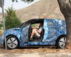 BMW i3 станет обладателем двойного пола