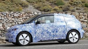 BMW проводит последние испытания BMW i3