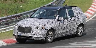 Баварцы тестируют новую BMW X5
