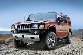 General Motors хочет продать легендарный бренд Hummer