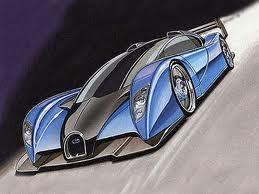 Bugatti Project Lydia - самый дорогой и быстрый серийный автомобиль