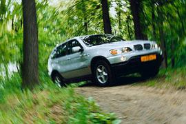 BMW X5. Новые фотографии