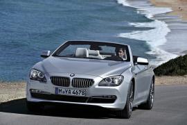 BMW 6-Series выпустят с кузовом серебряного цвета