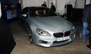 BMW M6 Gran Coupe будет представлен в январе в Детройте