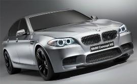 Для BMW M5 F10M вышел пакет обновлений от «IND»
