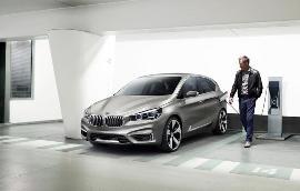 Новый концепт – гибридный BMW Active Tourer GT