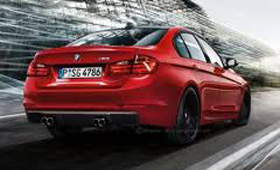 BMW M3 глазами художника