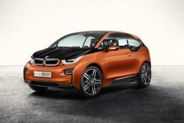 Представлен трехдверный вариант BMW i3