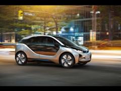 BMW i3 превратился в серийный электрокар