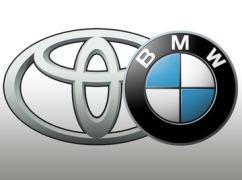 Toyota и BMW решили создать совместный спорткар