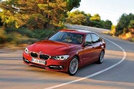 BMW3 Series F30 получил обвес из редкого металла