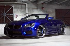 HREWheels поработала над дисками для модели BMW M6