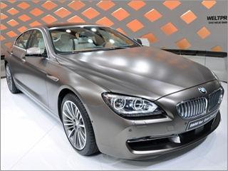 Женевский автосалон станет презентацией новинок BMW