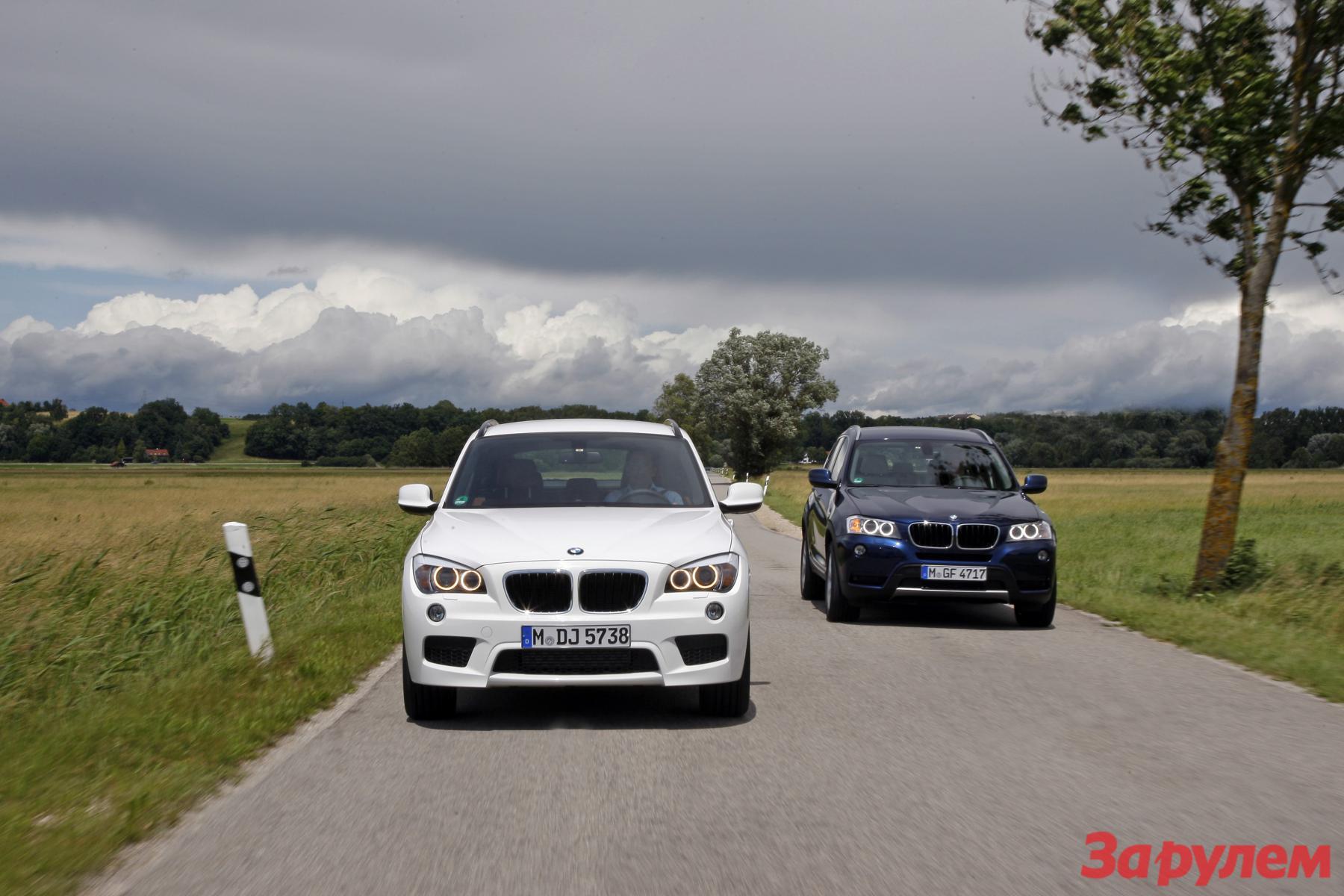 Обновление модельного ряда BMW в России