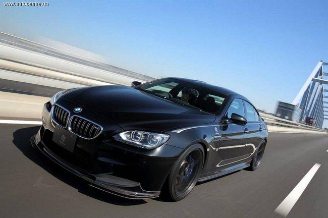 Обновлённый BMW M6 GranCoupe