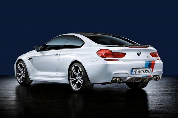 Представлены аксессуары для автомобилей BMW M5 и M6