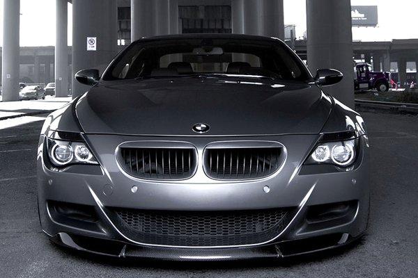 Индонезийские умельцы поработали над BMW M6 (E63)