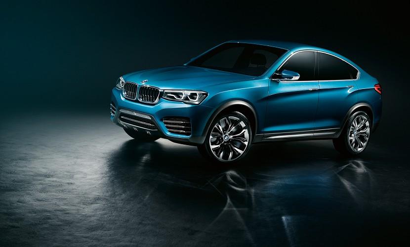 Скоростная BMW X4