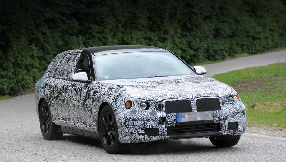 BMW 5 Series седьмого поколения