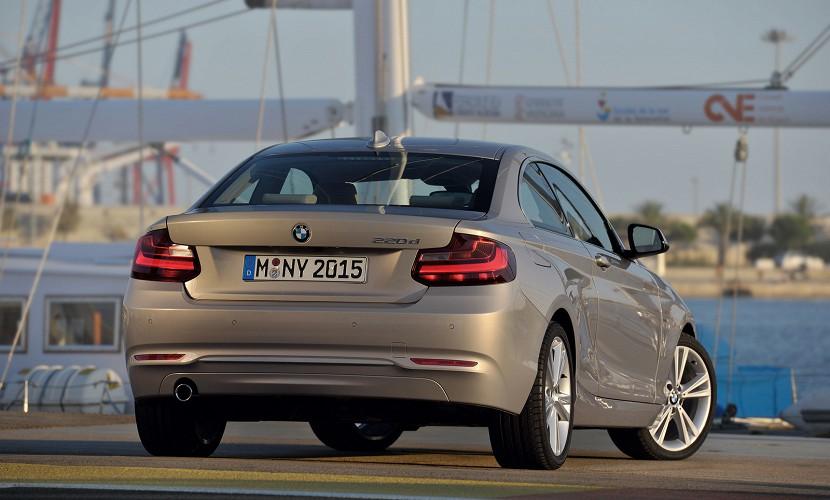 Особенности нового coupe-авто 2 серии от BMW