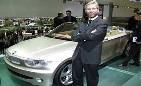 Дизайнера BMW наградят офтальмологи