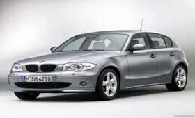 BMW 1-Series отметилась на Euro NCAP