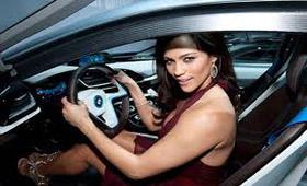 Стенд BMW украсила звезда из «Миссия невыполнима-4»