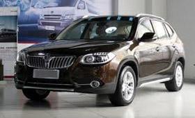 Brilliance представил клона BMW X1